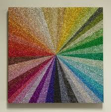 Martha Stewart Glitter Craft I LOVE See More Diy Galaxys6 ArtGlitter CanvasGlitter