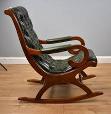 Mahogany Green Leather Rocking Chair Durogreen Classic Rocker White And Antique Mahogany Plastic Outdoor Rocking Chair How To Buy An Trex Fniture Fermob Luxembourg Poppyred Bradley Black Jumbo Slat Wood Patio Dartmouth Chairengraved Modern Chairs Allmodern Asta Mainstays Solid 19th Century Campaign Rw Winfield Ingmar Relling Scdinavian Highback In Alpaca Mohair Hampton Bay