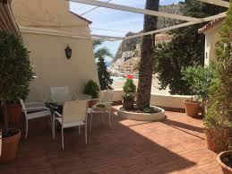 100 Terrace House Pretty At Beach Front In Benidorm Alicante Cala