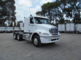 100 White Freightliner Trucks 2010 Columbia CL112 For Sale In Dandenong South