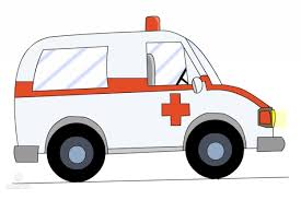 Emergency Clipart Ambulance Truck Cute Borders, Vectors, Animated ...
