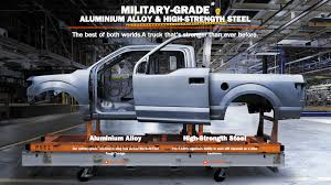 How A Ford F-150 Aluminum Repair Cost $17,000 And Took A Month Best Deal On A Ford F150 Gurnee Il Al Piemonte Can Make 300 F150s Per Month Just From Its Own Alinum Allnew 2015 Ripped From Stripped Weight Houston Chronicle The Story Behind Bed Medium Duty Work Truck Info Raptor Gets Ecoboost V6 New Chassis And Alinum Body W Tests Strength Of 2017 Super With Accsories Fords Truck Is No Lweight Fortune New F350 Crew Cab Service Body For Sale In Reading Pa 2016 Vs Ram 1500 Caforsalecom Blog 2019 Toughest Heavyduty Pickup Ever Real Cost Repairing An Consumer Reports General Motors Pushing Trucks Cardinale Gmc