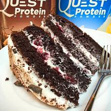 Quest Nutrition Black Forest Cake