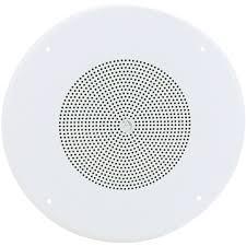 Bogen 70 Volt Ceiling Speakers by Atlas Sound Sd72w 8