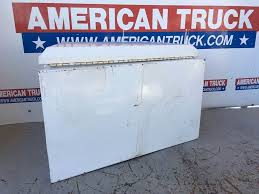 Used Tradesman Trailer Tool Box For Sale   Phoenix, AZ   52555 ... 2005 Peterbilt 387 Tool Box For Sale 401623 Used Full Size Truck Tool Box Boxes Side For Trucks Suppliers And Bed Liner 3 Used Weather Guard Truck Tool Boxes Item C2081 Sold New Parts American Chrome Toolboxes On Shoppinder Gaylords Lids For Classics Rancheros El Matco Hawkeye Graphics Delta Pro 1002 Underbed 36 X 12 14 In