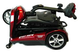 Heartway Passport Easy Move Electric Mobility Scooter