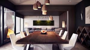 Living Room Chandeliers Modern With Open Space Glass Door Dining Table Chandelier OLPOS 26