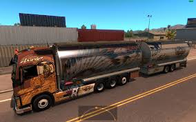 BDF TANDEM APACHE PACK FOR 1.4.X TRAILER - American Truck Simulator ...