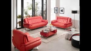 Chateau Dax Leather Sofa Macys by Divani Casa 2906 Modern Bonded Leather Sofa Set With Coffee Table
