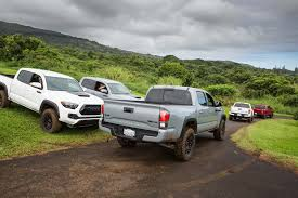 2017 Toyota Tacoma TRD Pro Off-Road Review - Motor Trend 1999 Mt Toyota Dyna Truck Yy131 For Sale Carpaydiem 2017 Tacoma Trd Pro Offroad Review Motor Trend Amazoncom 124 Hilux Double Cab 4wd Pick Up Toys New 2018 Sport 5 Bed V6 4x4 At Cari 130 Ht Kaskus The Pickup Is The War Chariot Of Third World Heres Exactly What It Cost To Buy And Repair An Old Tipper Truck Junk Mail Clermont Trucks To Settle Rust Lawsuit Up 34 Billion 3d Model Cgtrader