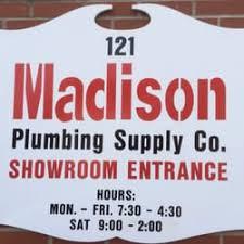 Madison Plumbing Supply Kitchen & Bath 121 Kings Rd Madison