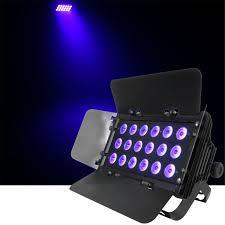 Chauvet SlimBANK UV 18 DMX LED Wash UV Blacklight