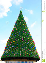 Flagpole Christmas Tree by A Big Christmas Tree Christmas Lights Decoration