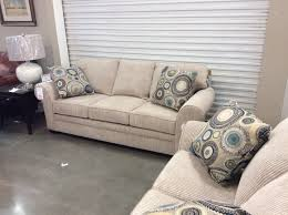 the broyhill zachery sofa and love seat in a soft corduroy