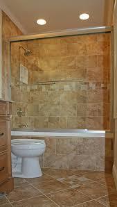 enthralling bathroom tile patterns design ideas using travertine