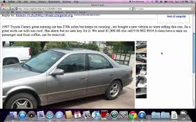 Craigslist Tulsa OK Used Cars And Trucks - For Sale By Owner ... Craigslist Clarksville Tn Used Cars Trucks And Vans For Sale By Fniture Awesome Phoenix Az Owner Marvelous Indiana And Image 2018 Florida By Brownsville Texas Older Models Augusta Ga Low Savannah Richmond Virginia Sarasota For
