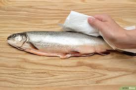 comment cuisiner un saumon entier 3 ères de cuire un saumon entier wikihow