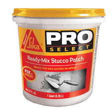 Zinsser Popcorn Ceiling Patch Msds by Sika 1 Qt Ready Mix Stucco Patch 503333 The Home Depot