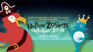 Halloween Express Tulsa by Tulsa Zoo Hallowzooeen