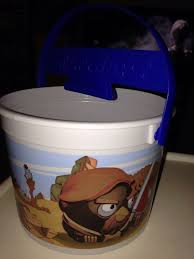 Mcdonalds Halloween Pails Ebay by Angry Birds Star Wars Mcdonald U0027s Happy Meal Halloween Bucket Pail