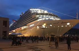 Cruise Ship Sinking 2007 by Millennials Don U0027t Want Your Mtv But They Do Want Your Cruise Ship