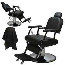 Ebay Antique Barber Chairs by Classic Professional Hydraulic Reclining Barber Chair Beauty Spa