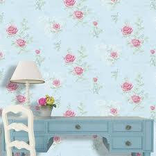 Jenny Wren Shabby Chic Wallpaper