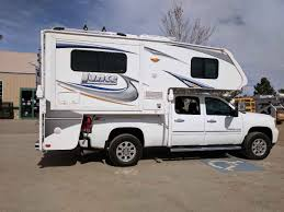 100 2013 Colorado Truck Used Lance 855S Camper In CO