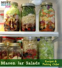 Freezing Pumpkin Puree In Glass Jars by Mason Jar Salads With Recipes And Packing Order Last 7 Days In Fridge