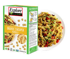organic pasta pulse pasta noodles explore cuisine