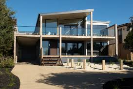 101 Simpatico Homes Beach House Great Ocean Rd Beach Style Exterior Melbourne By Interior Design Houzz Au