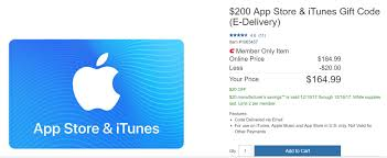 Discounted ITunes Gift Cards At Costco; Stack W/ Coupon? Promo Code For Costco Photo 70 Off Photo Gift Coupons 2019 1 Hour Coupon Cheap Late Deals Uk Breaks Universal Studios Hollywood Express Sincerely Jules Discount Online 10 Doordash New Member Promo Wallis Voucher Codes Off A Purchase Of 100 Registering Your Ready Refresh Free Cooler Rental 750 Per 5 Gallon Center Code 2017 Us Book August Upto 20 Off September L Occitane Thumbsie Upcoming Stco Michaels Broadway