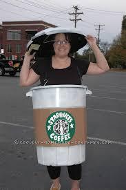 Coolest Starbucks Coffee Cup Costume Idea