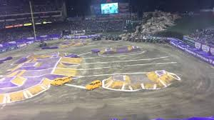 Monster Jam 2015 Angel Stadium - YouTube Monster Jam Photos Anaheim 1 Stadium Tour January 14 2018 Monster Jam Returns To 2017 California February 7 2015 Allmonster Truck Trucks Tickets Buy Or Sell 2019 Viago I Went In And It Was Terrifying Inverse Making A Tradition Oc Mom Blog Crushes Through Angel Stadium Of Anaheim Mrs Kathy King At Angel Through 25 To Crush Macaroni Kid