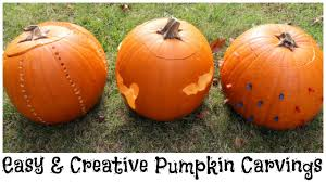 Pumpkin Carving Drill Bit by Diy Quick Easy Creative Pumpkin Carving Ideas Allie Young Youtube