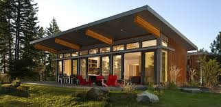 Modern Prefab Homes By Stillwater Dwellings