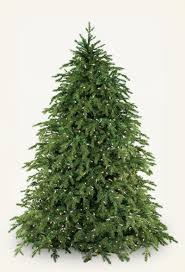 8 Ft Black Artificial Christmas Tree by Artificial Christmas Trees
