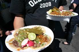 100 Food Trucks Oakland Downhome Cuisine At Tacos Sinaloa North