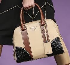 are spring 2015 u0027s bags enough to aid prada u0027s ailing handbag