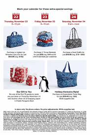 Vera Bradley Black Friday Ads Sale Deal Doorbusters 2018 ... 65 Off Vera Bradley Promo Code Coupon Codes Jun 2019 Bradley Sale Coupons Shutterfly Coupon Code January 2018 Ebay Voucher Codes October Zenni Shares Drop As Company Slashes Outlook Wsj I Love My Purse Clothing Purses Details About Lighten Up Zip Id Case Polyester Cut Vines Vera Promotion Free Shipping Crocs Discount Newpromocodes Page 4 Ohmyvera A Blog All Things 10 On Kasa Smart By Tplink Dimmer Wifi Light T Bags Ua Bookstores Presents Festivus