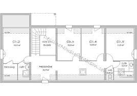 plan maison 4 chambres etage plan maison etage 4 chambres gratuit 12 plan d int233rieur de