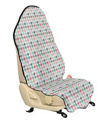 100 Classic Truck Seats Amazoncom Ambesonne Abstract Car Seat Cover Hounstooth