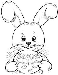 Color Easter Egg Pages And Coloring Pictures For Kids Free Sheets Book Of Eggs Bunnies Baskets More