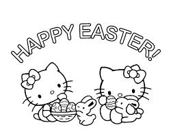 100 Ideas Hello Kitty Spring Coloring Pages On Emergingartspdx