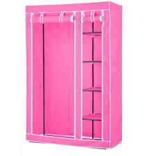 Portable Plastic Closet Full Image For Portable Wardrobe Closets
