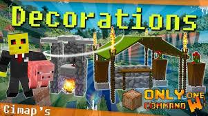 Garden Decorations mand Block 1 9 1 1 9 Minecraft 1 12 2