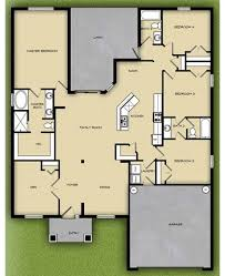 Lgi Homes Floor Plans by Marathon Ii Plan At Villages At Bridgewater In Lakeland Florida