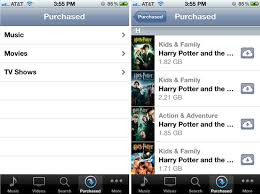 How to access iTunes Movies in the Cloud from your iPhone iPad