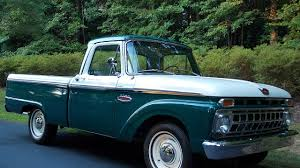 1965 Ford F100 2WD Regular Cab For Sale Near Acworth, Georgia 30101 ...