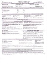index of msds sheets additional